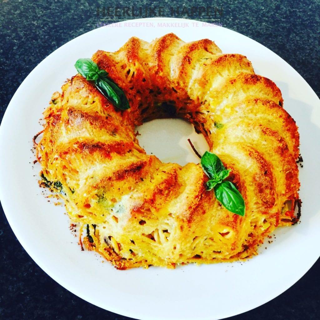 Spaghettitaart