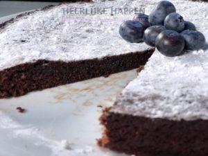 Per-Erik kladdkaka taart