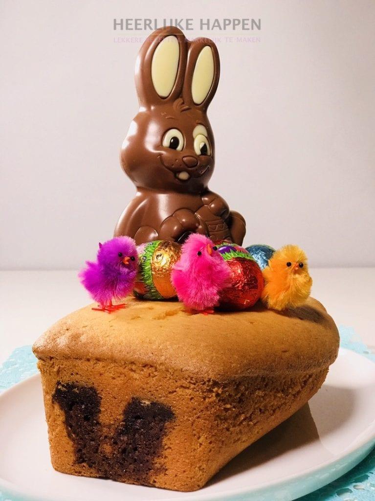 Paas kiekeboe cake