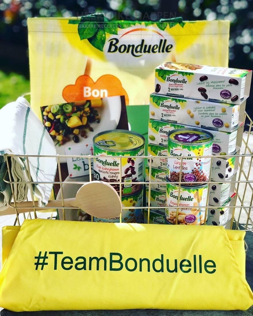 Ambassadeur voor Bonduelle