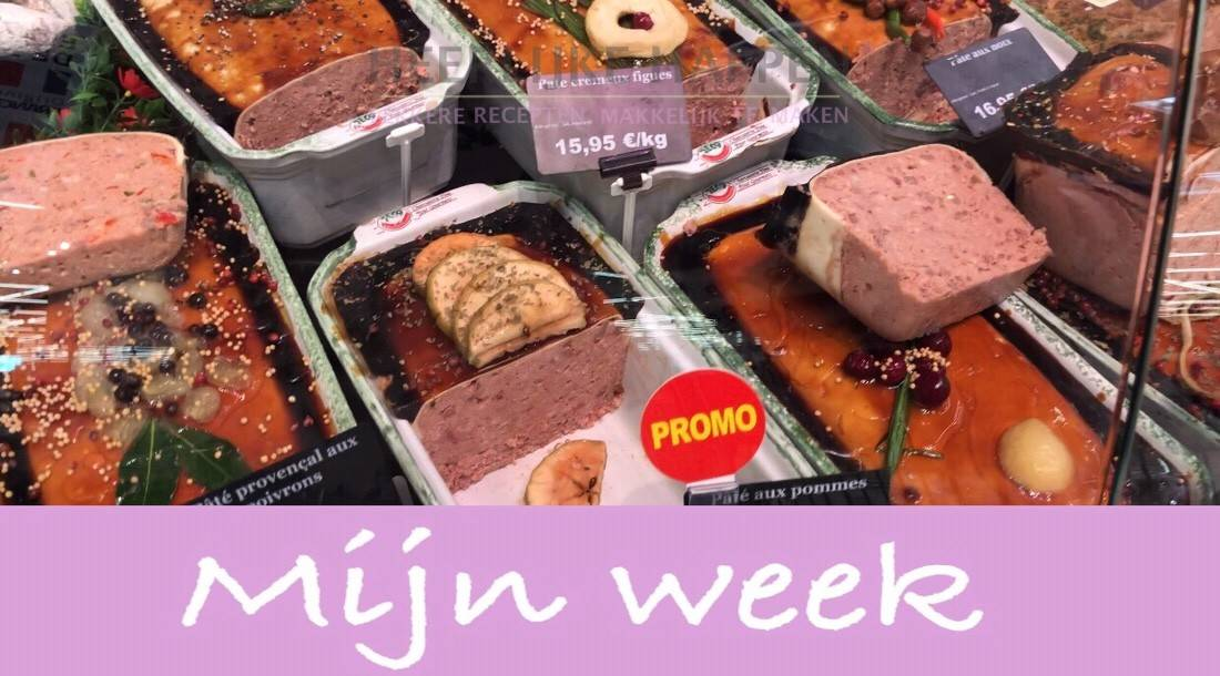 Week 19 weekvlog Heerlijke Happen