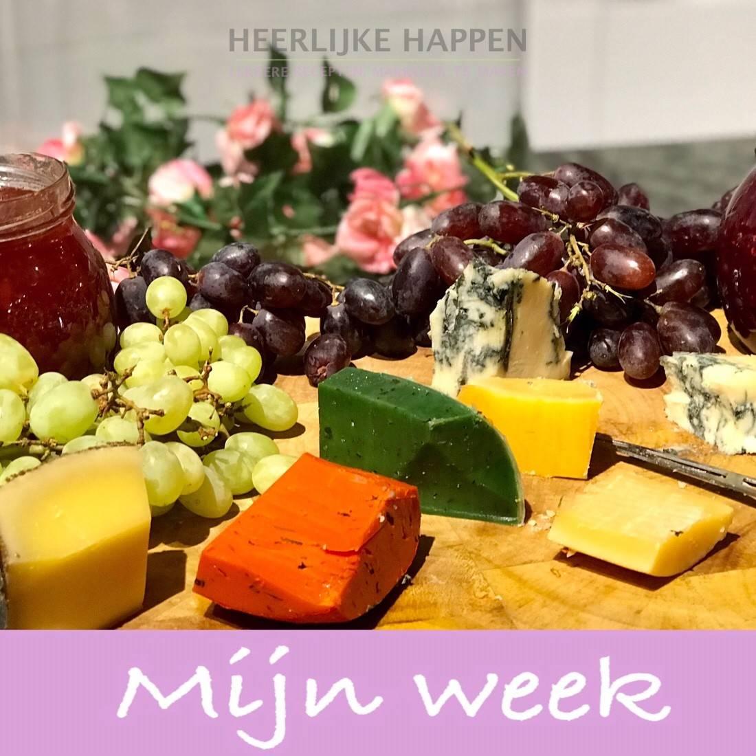 Week 23 weekvlog Heerlijke Happen
