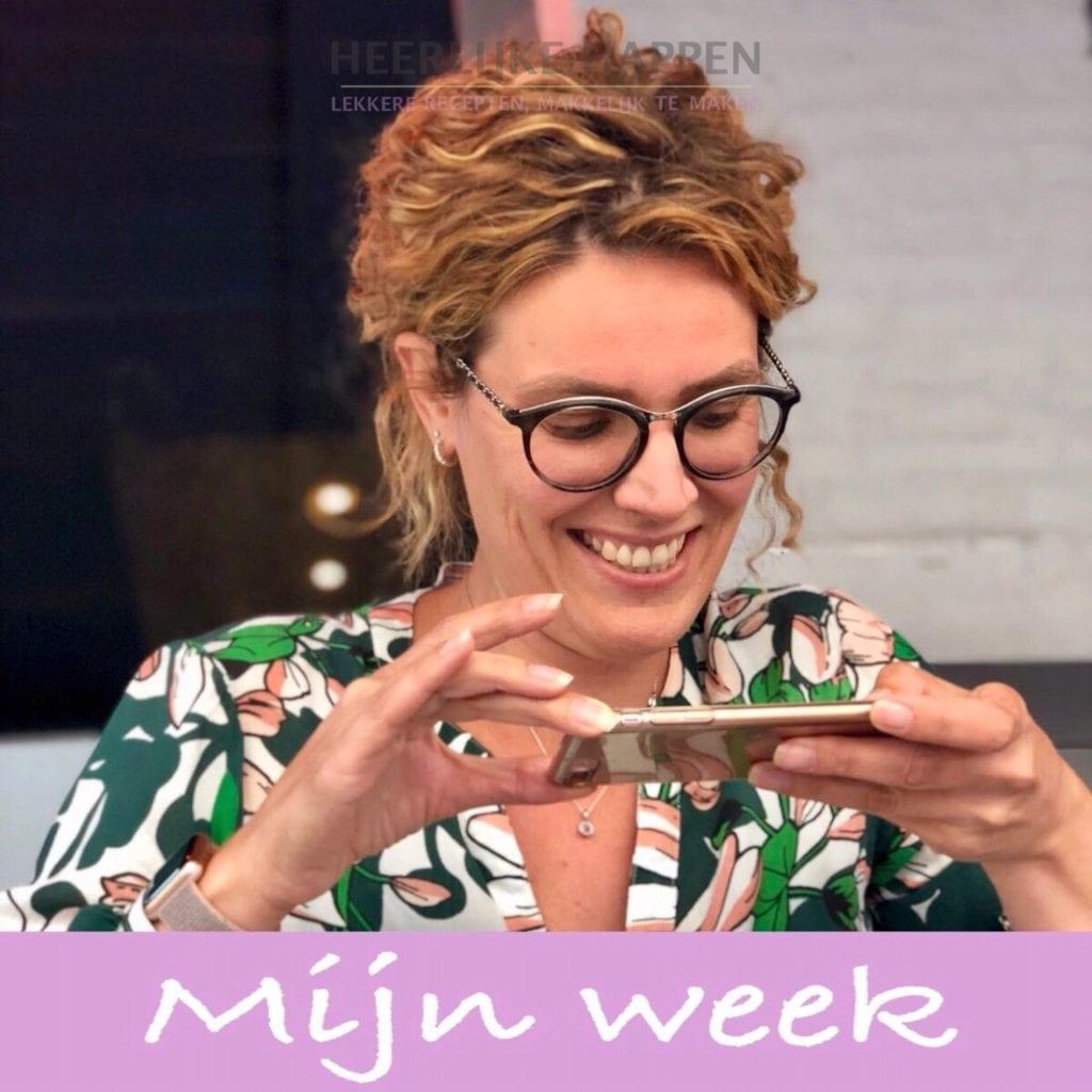 week 28 weekvlog heerlijke happen