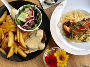 Restaurant review van restaurant Versus