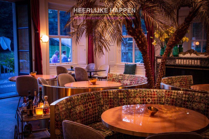Dineren bij restaurant Voltaire