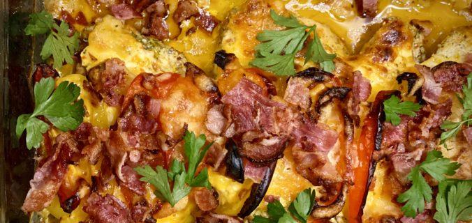 Fijne juicy kipfilets uit de oven